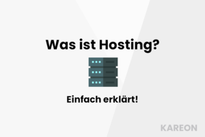 Was ist Hosting?