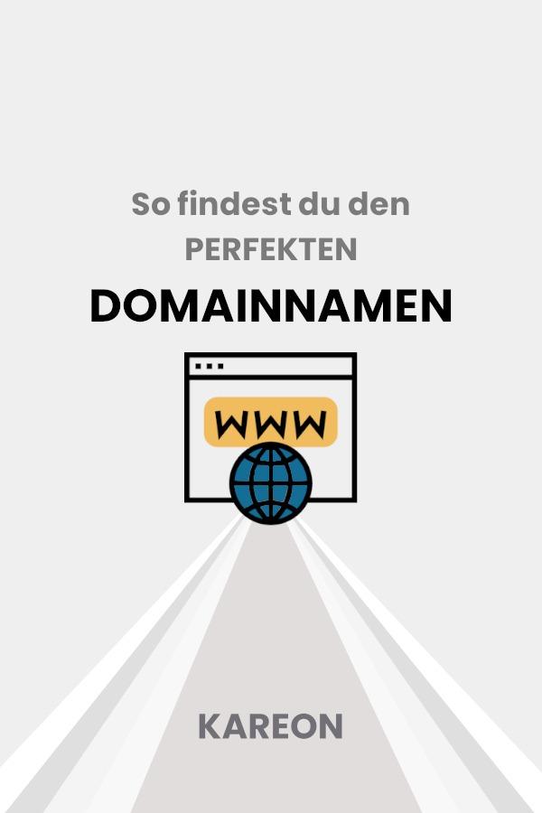 Domainnamen finden