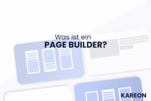 Page Builder einfach erklärt