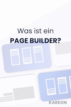 Was ist ein Page Builder