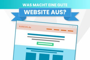 Was macht eine gute Website aus?